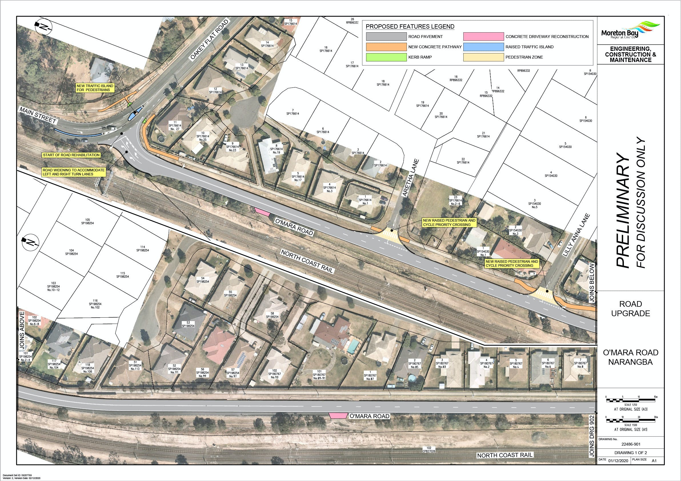O'Mara Road Concept Design(1)