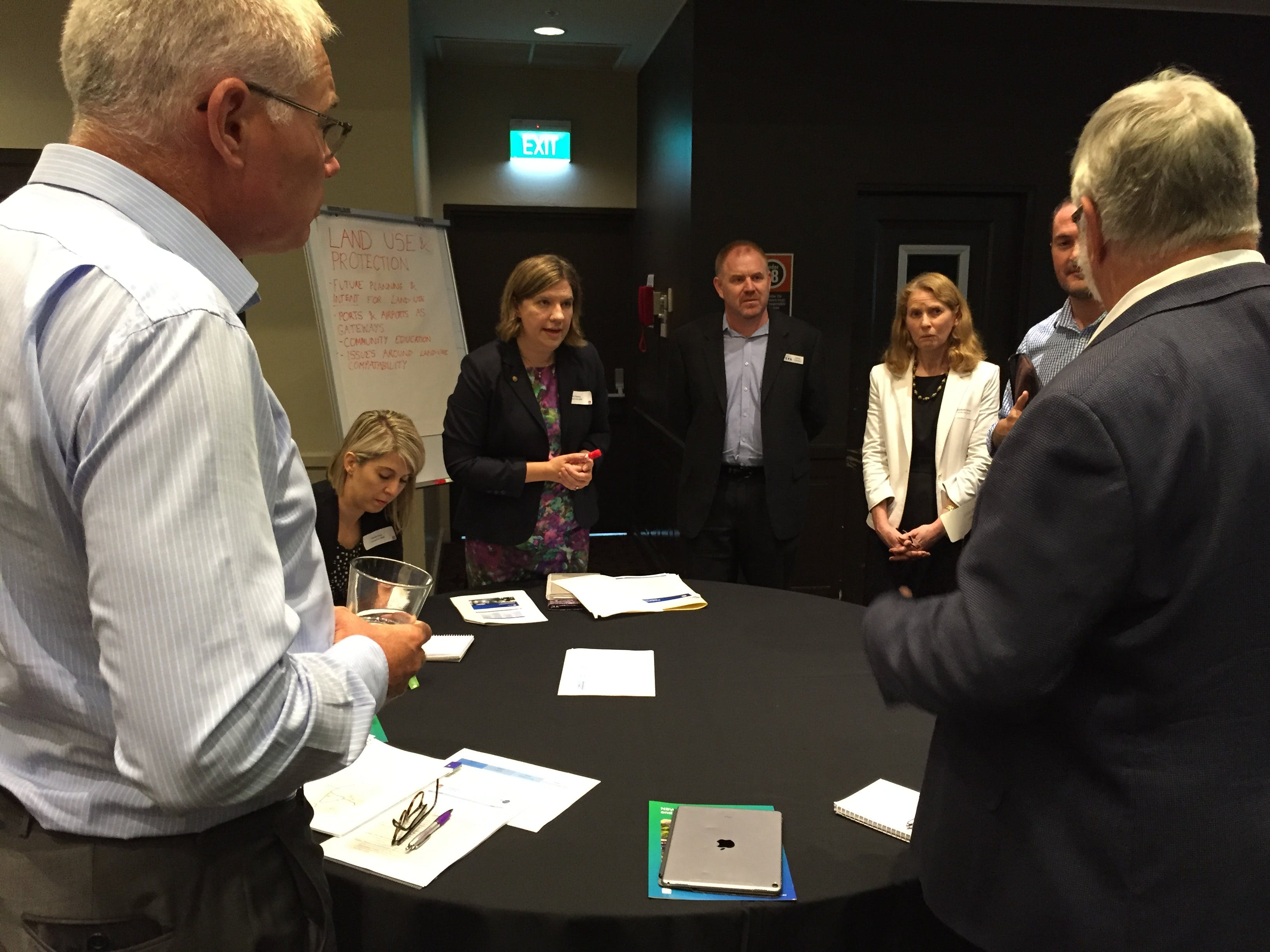 NSW Draft Freight and Ports Plan Roundtable