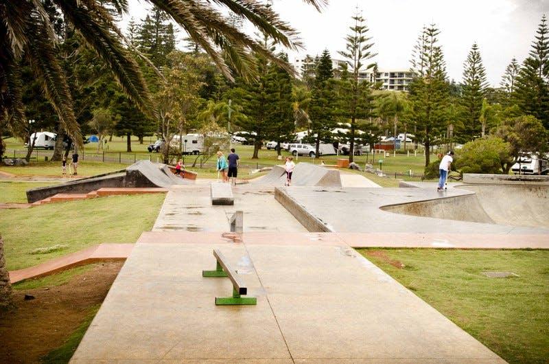 Town Beach Skate Park