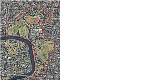 Maribyrnong Project Area