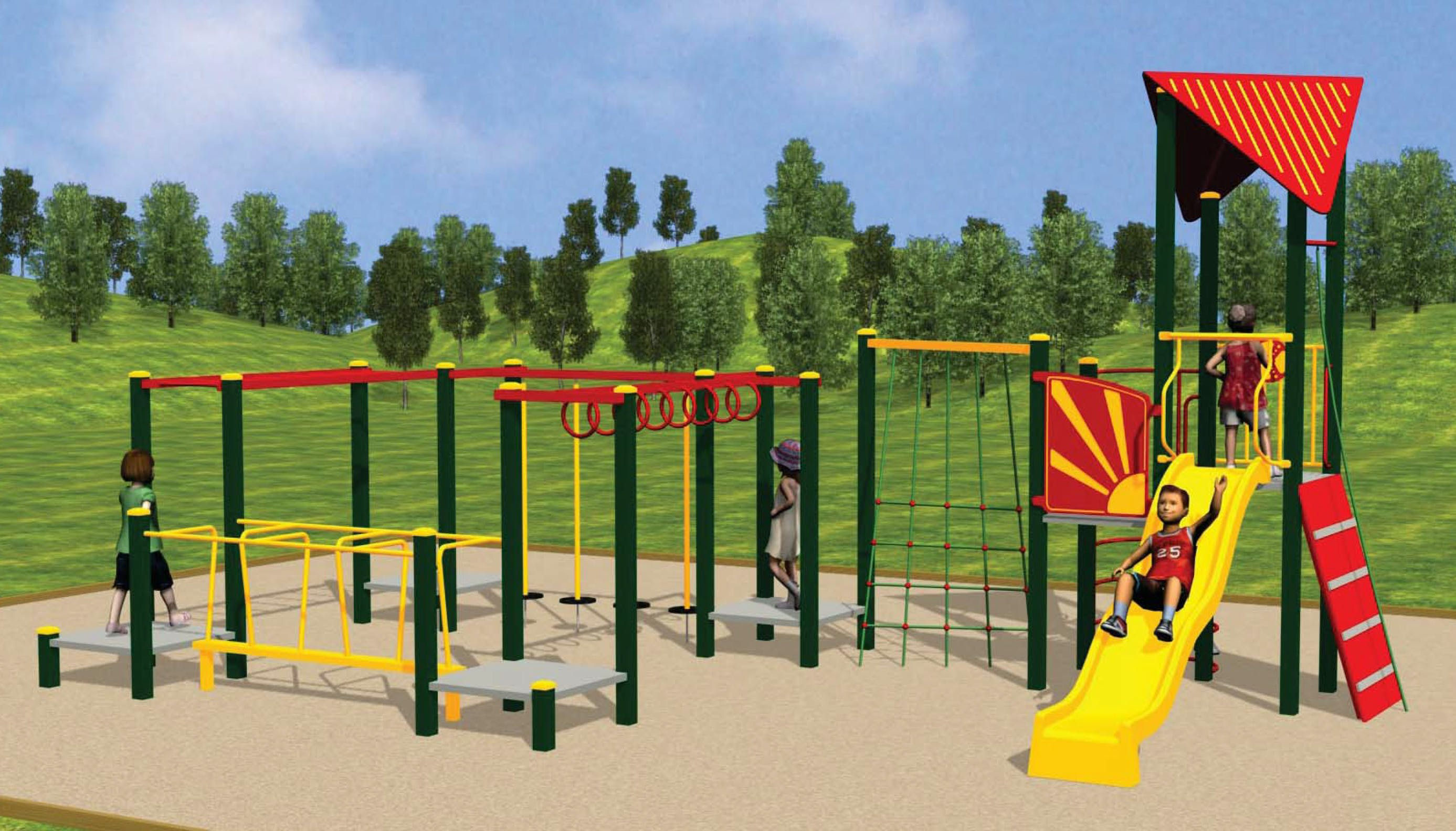Proposed Play Unit