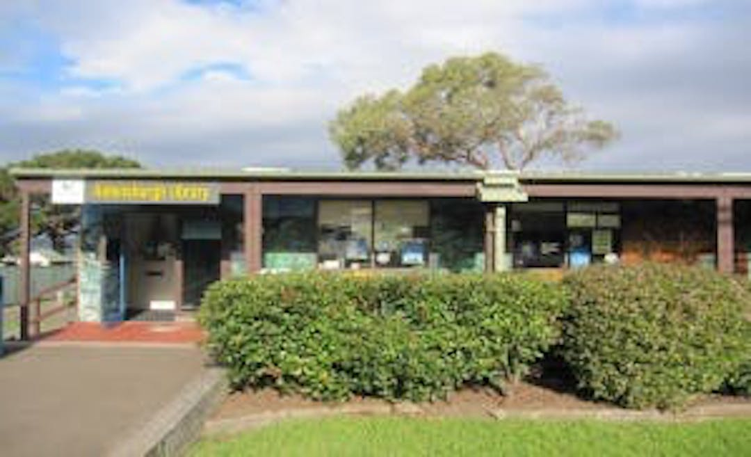 Helensburgh library