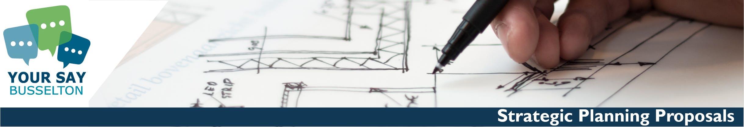 Strategic Planning Proposal Banner Image