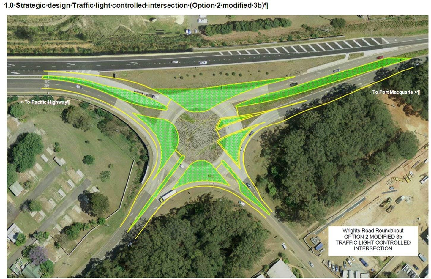 Oxley Highway Intersection Upgrade