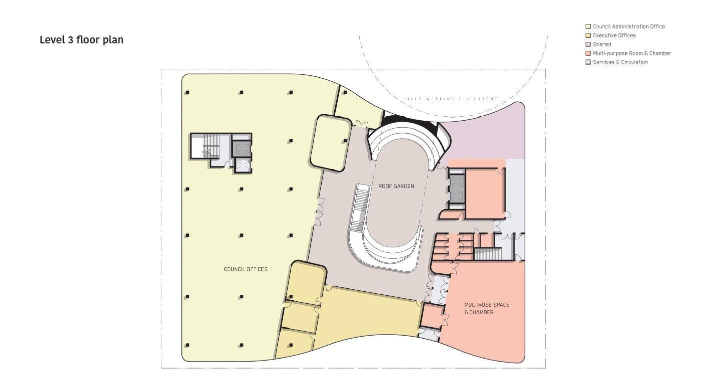 Level 3 - Floor Plan