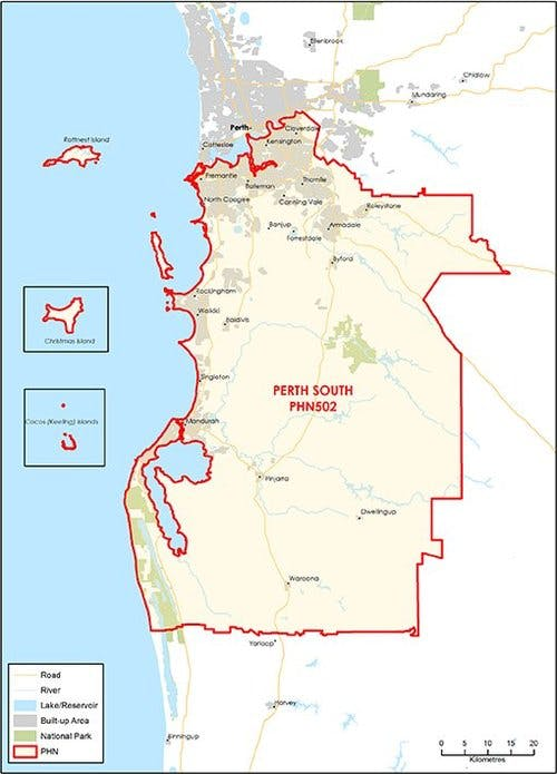 Perth South PHN