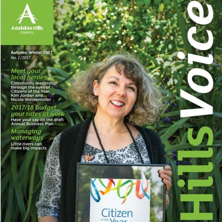 Hills voice autumn 2017 cover