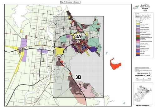 Map 7 - Bowen