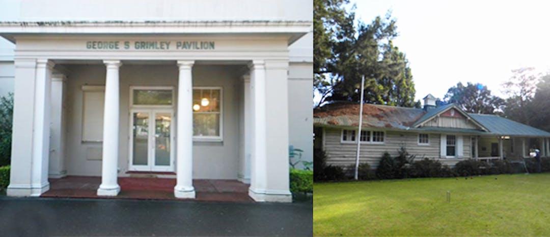 Grimley S. Pavilion & Sydney Croquet Club