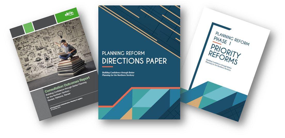 Planning reform docs