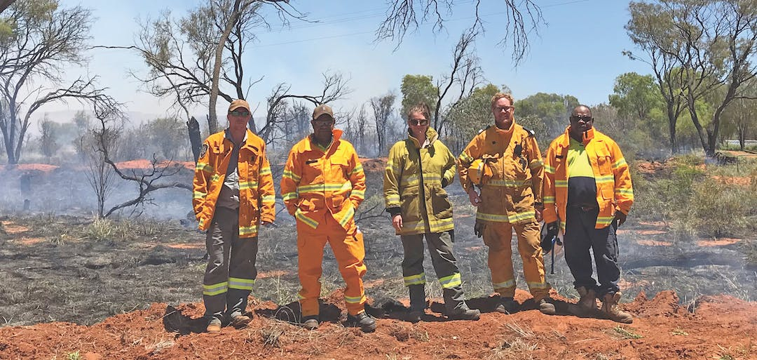 Bushfires NT Volunteers