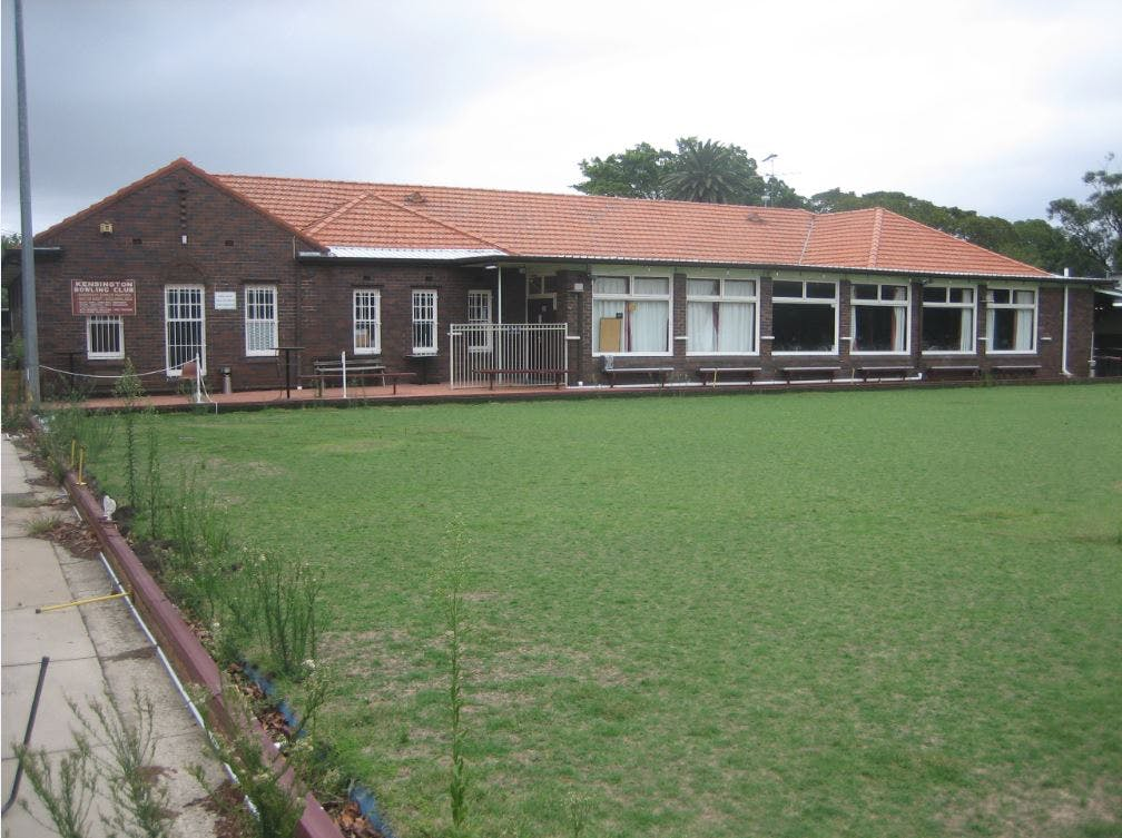 New community centre
