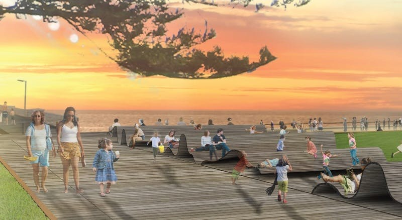 Henley Square Deck Image