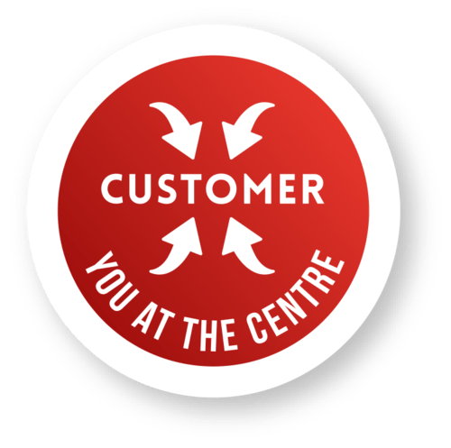 Customer At The Centre