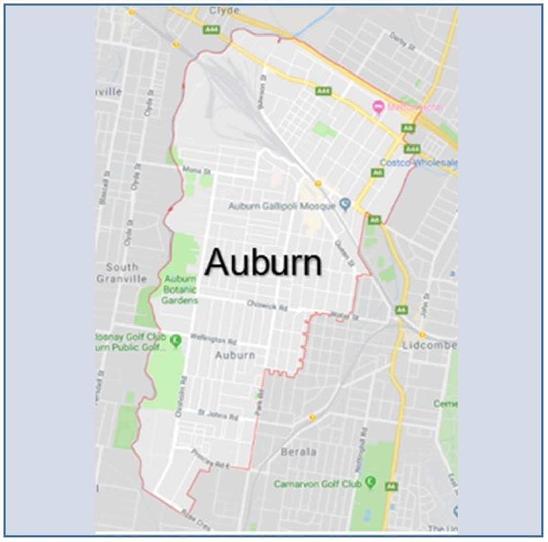 Share Your Experiences: Multicultural Health in Auburn, a Healthcare Neighbourhoods Initiative