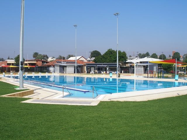 Pool Whole Complex