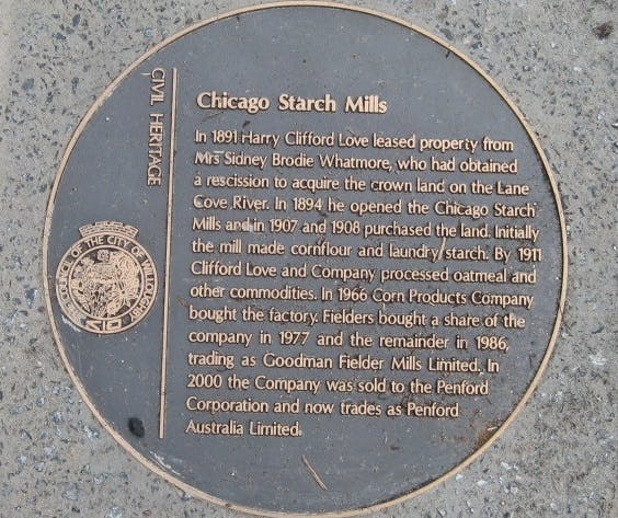 Chicago Starch Mills