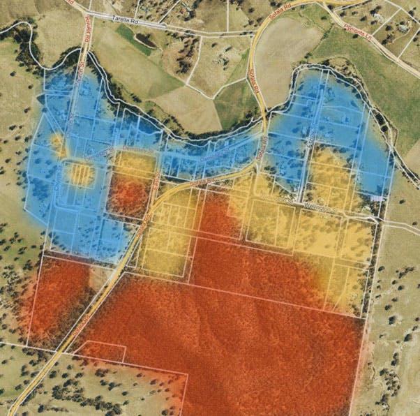 Landscape Characteristics of Peel