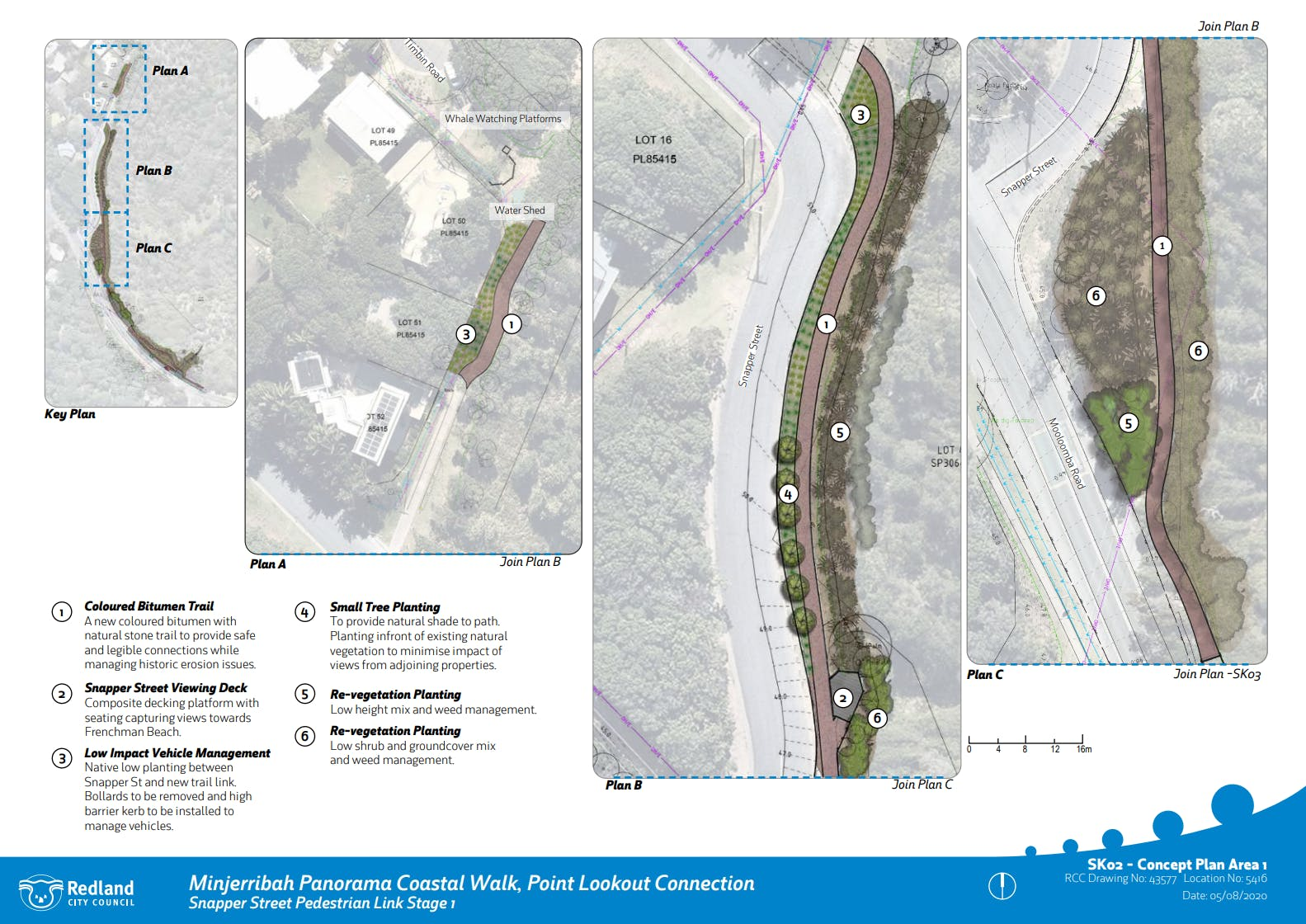 Concept Plan Area 1