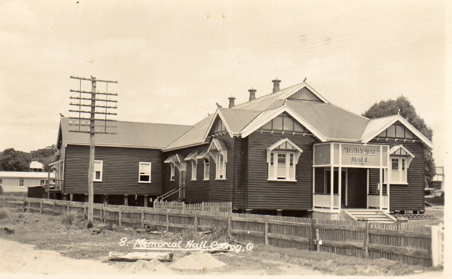 Cooroy Memorial Hall