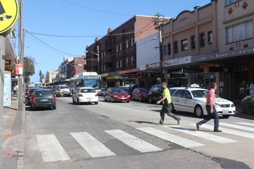 Work will improve Belmore Road