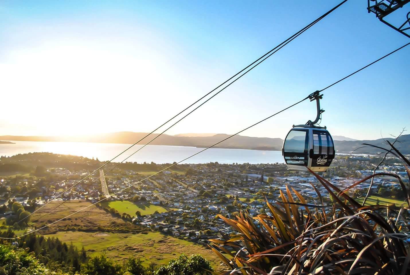 #11 Rotorua...Ride or Relax...