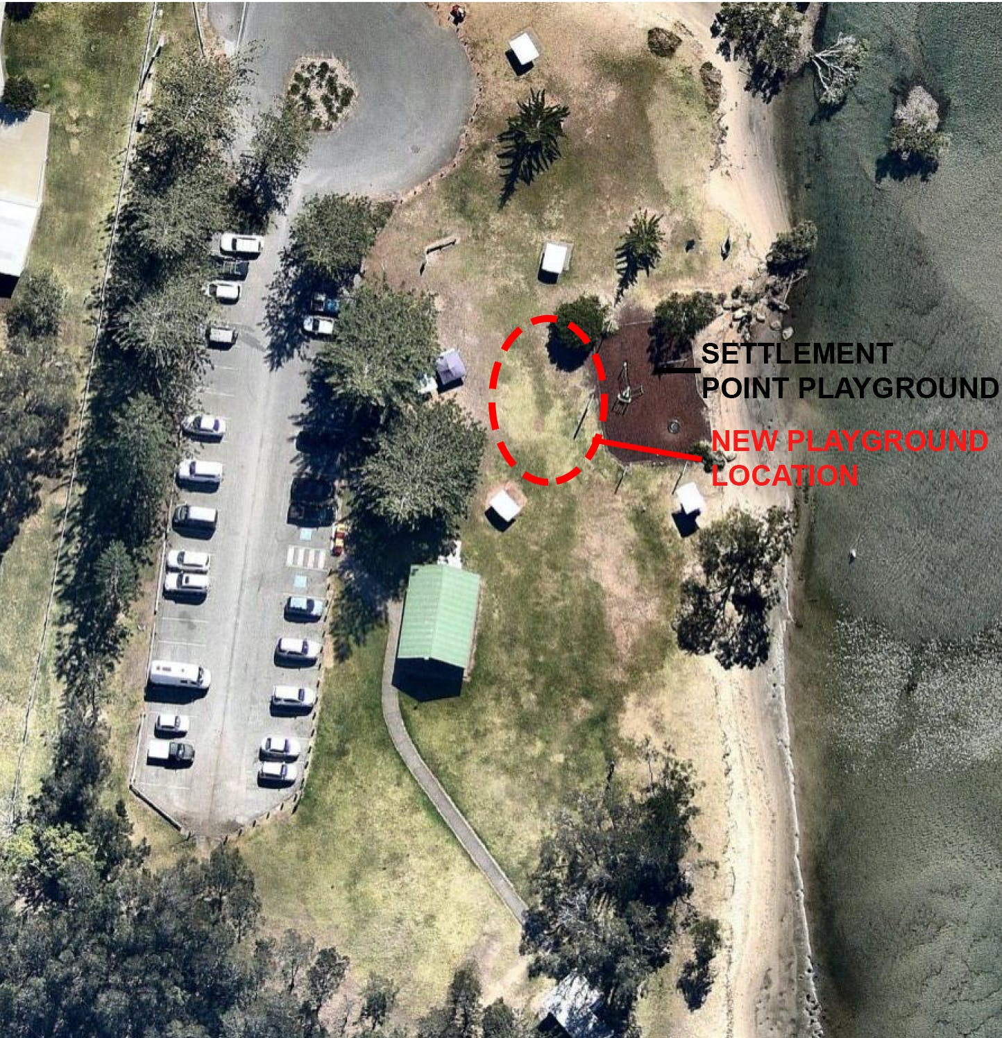 Playground Location