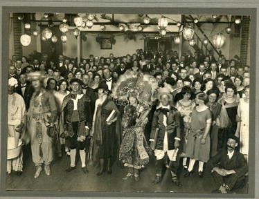 Feb 1926 Opening of School of Arts extension