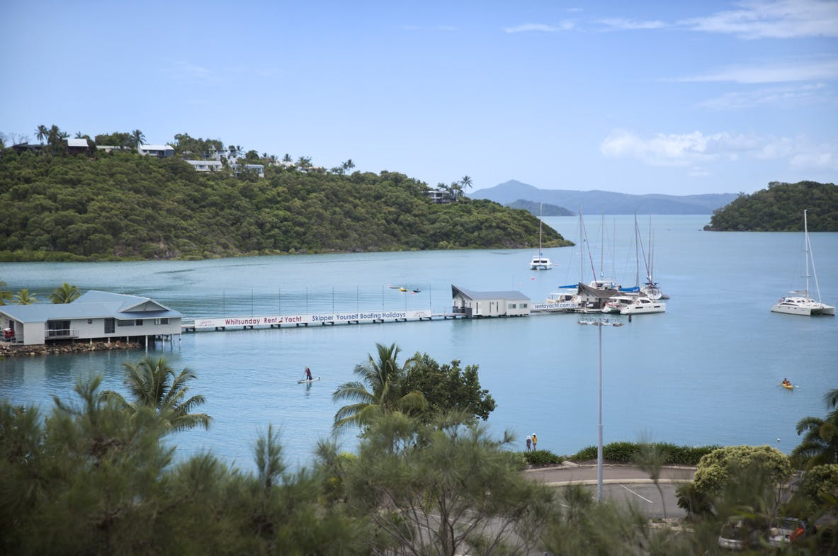 Shute Harbour Restoration Project | Your Say Whitsunday