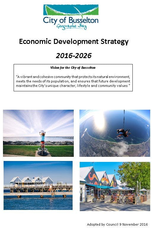 Front Cover Of Strategy