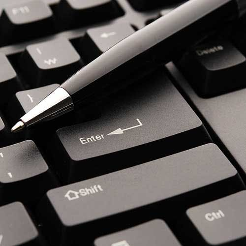 Keyboard cropped