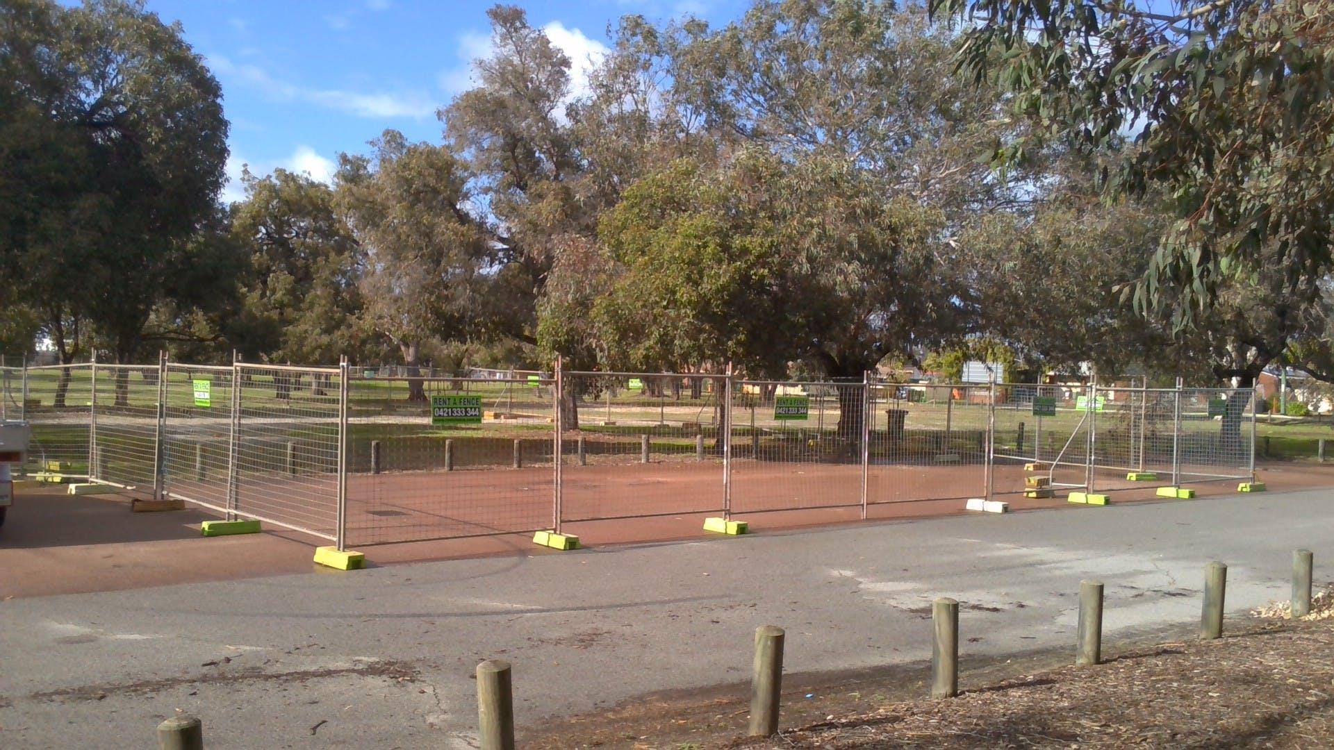 Ferndale Flats progress 1