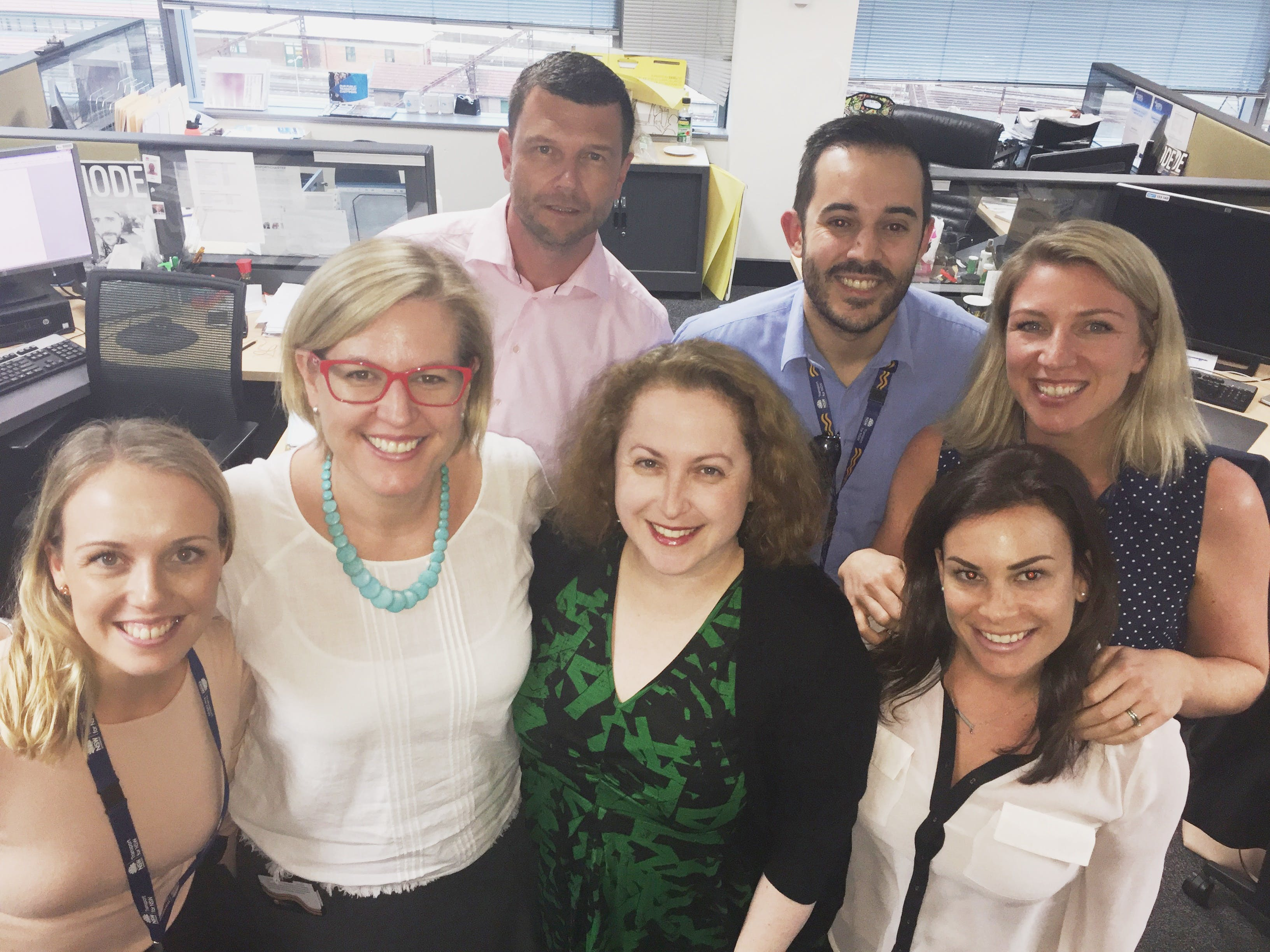 TfNSW Corporate Communications Team