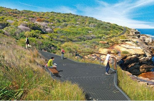 Coastal Walkway Extension
