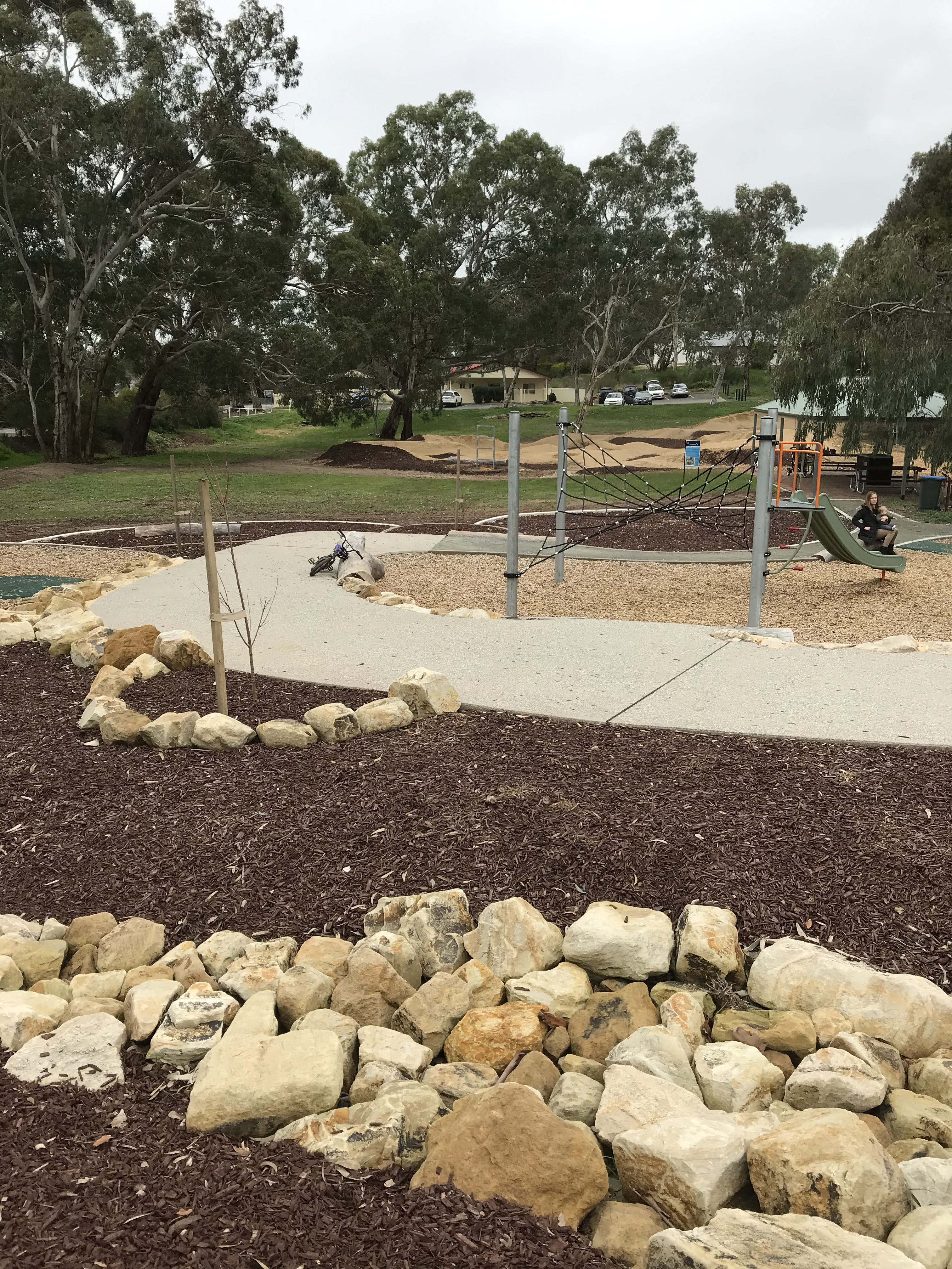 Birdwood Pump Track Completed 3.JPG