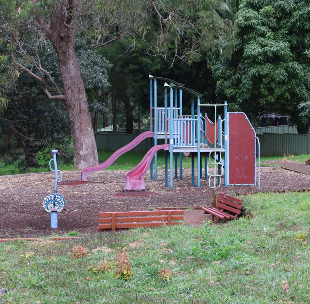 Muston Street Playground