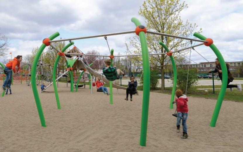 Option 3 - Swings & sensory