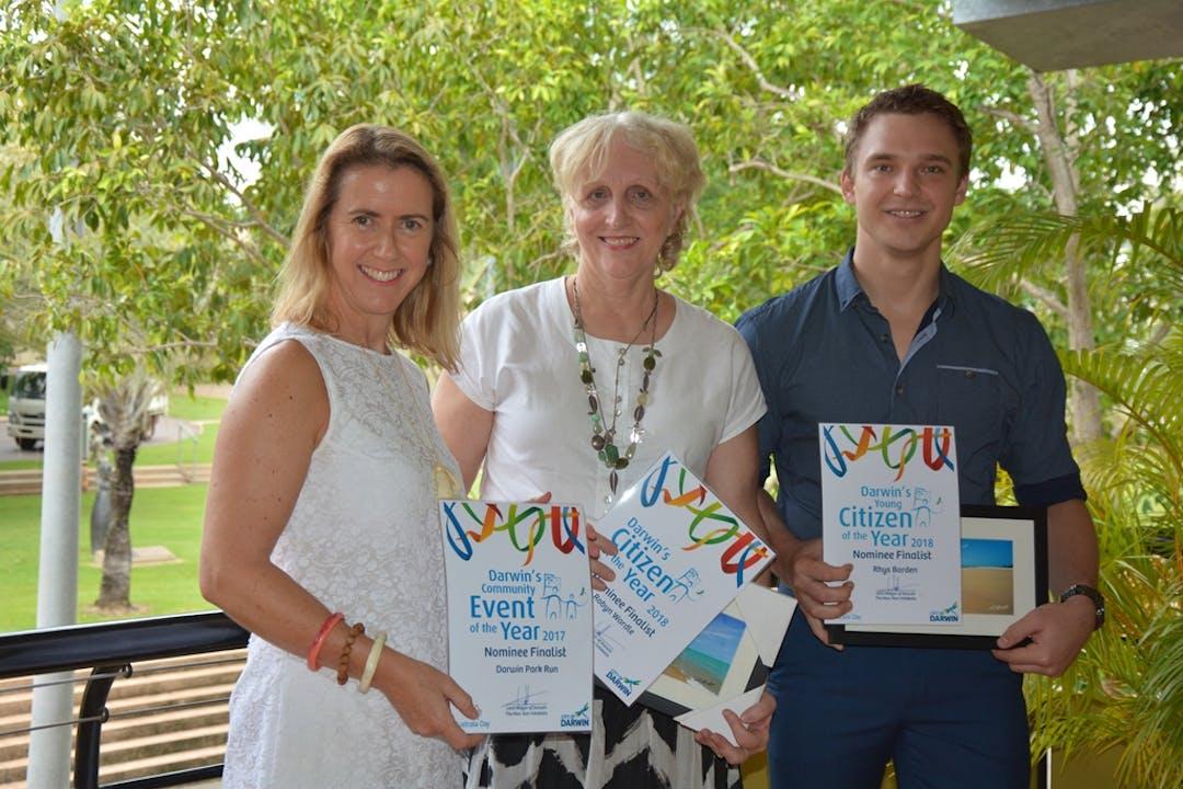 Winners of the Australia Day Awards 2018
