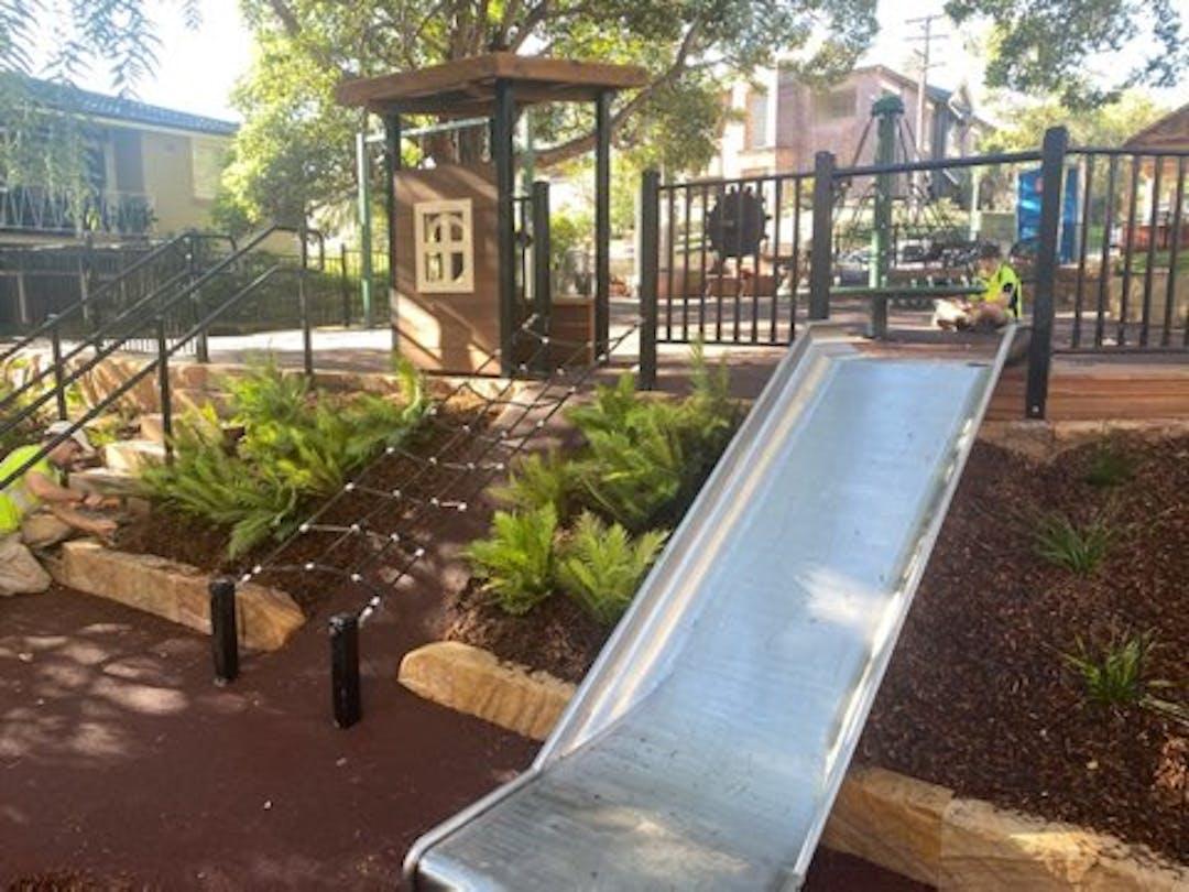 Sirius Street Reserve Playground Upgrading Proposal