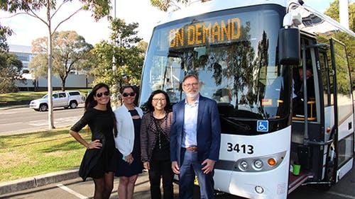 On Demand Transport