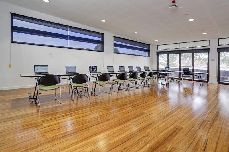 Hall 3 at Lynbrook Community Centre