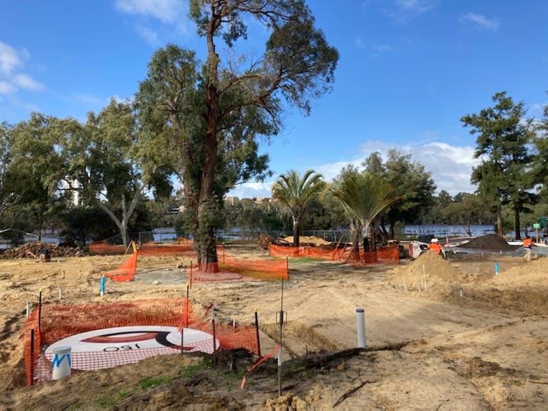 Maylands Construction Excavation - Mosaic WA Template
