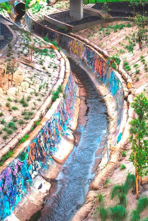image of a canal