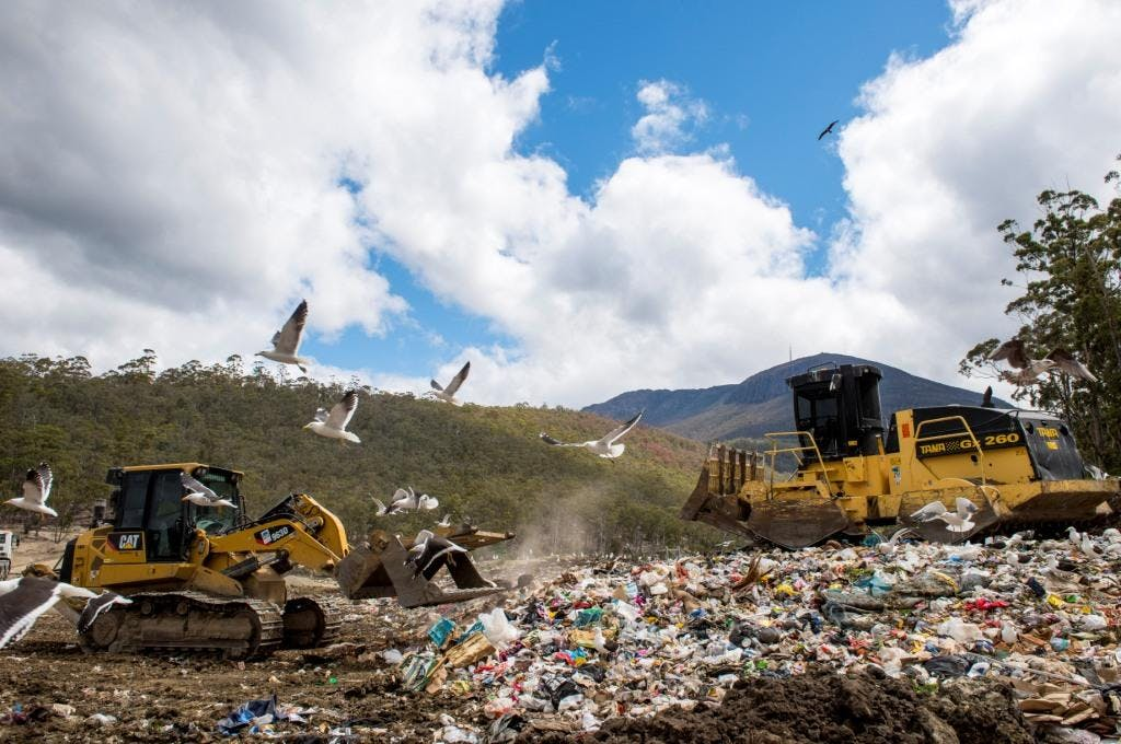 Mc Robies Gully Waste Management Centre   Landfill   By Alistair Bett