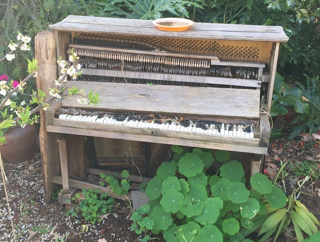 Murray Bridge Piano Sanctuary