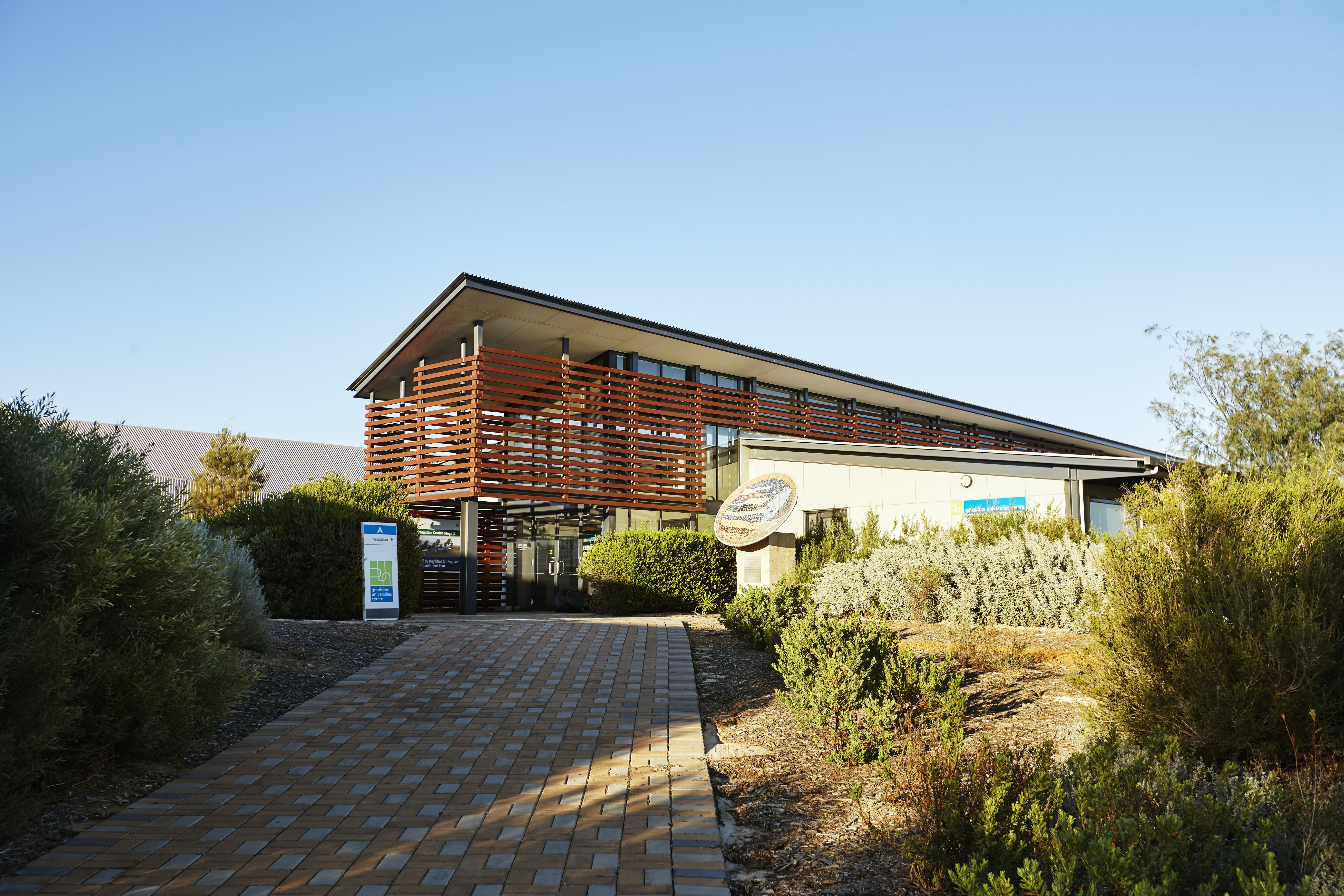 Geraldton Universities Centre, Geraldton