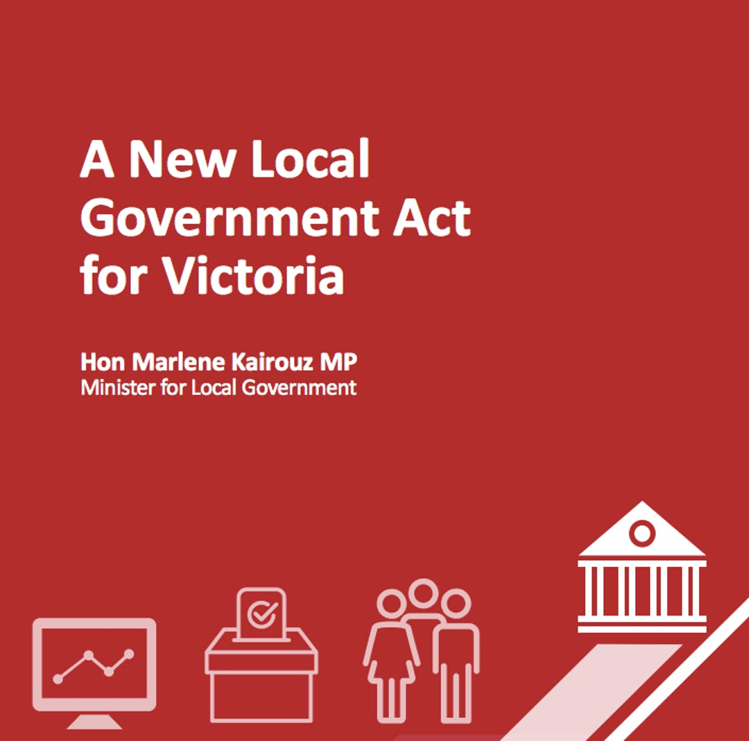 Local Government Bill 2018   Your Council Your Community