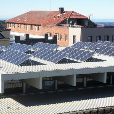 Katoomba Civic Centre: part of a Sustainable Green Precinct