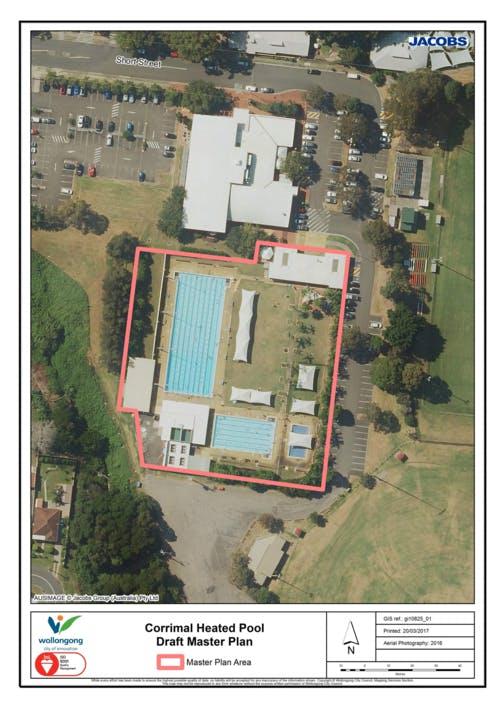 Corrimal Heated Pool