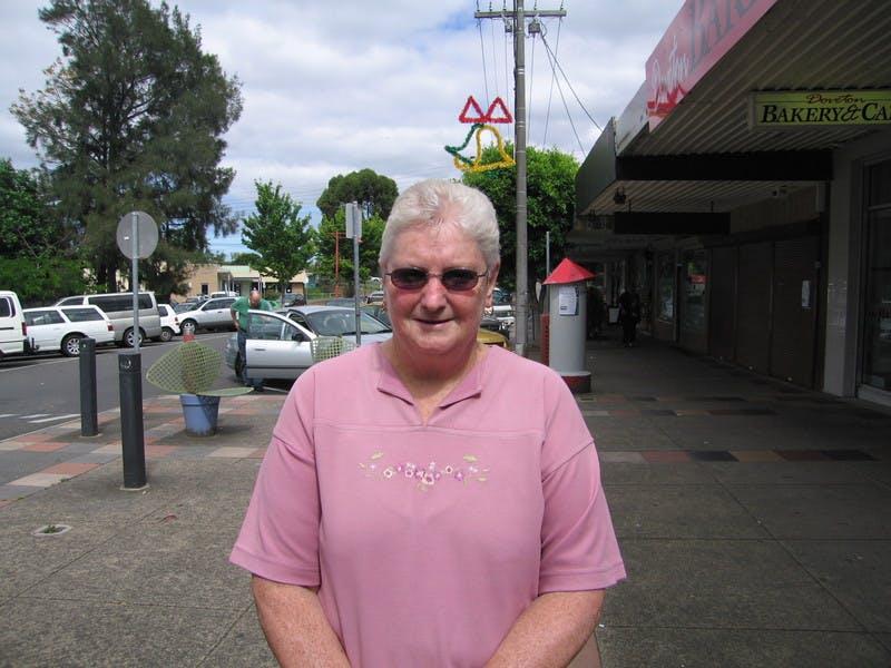 Doveton Resident - Carol Herron